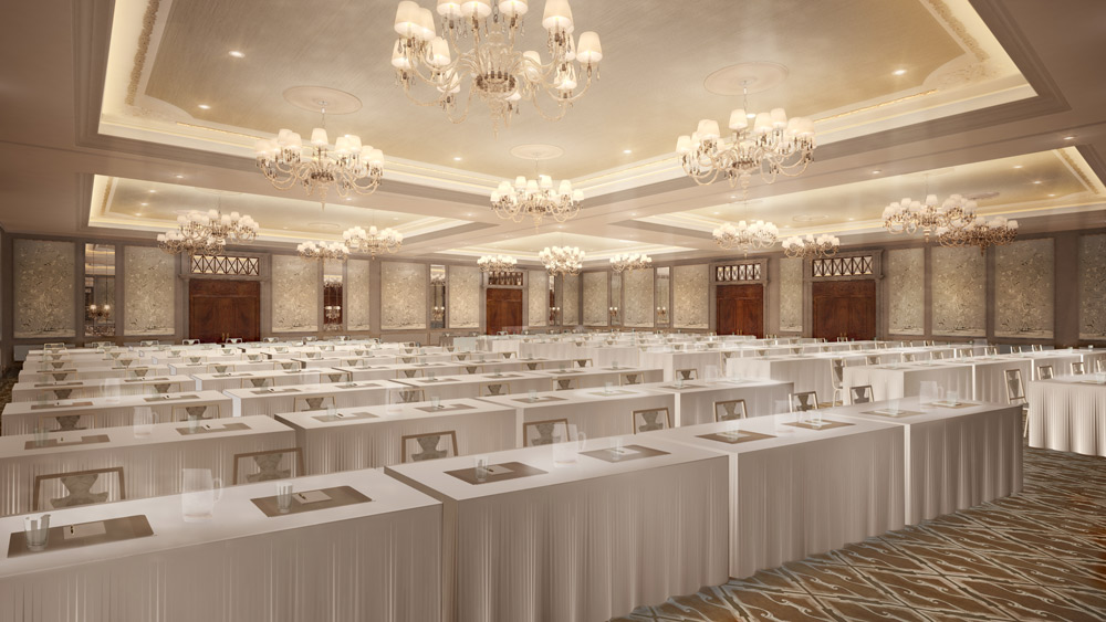 Meeting Room at InterContinental The Barclay New YorkNY
