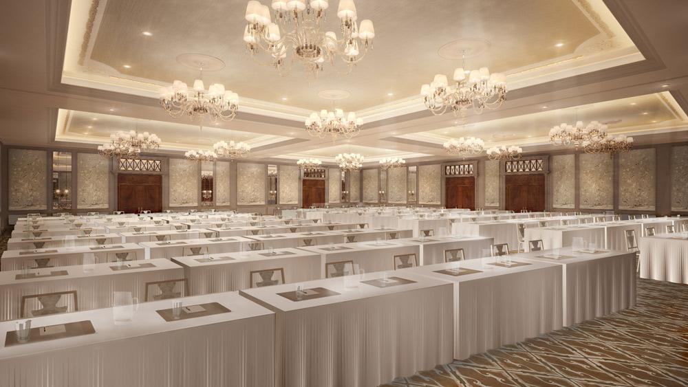 Meeting Room at InterContinental The Barclay New York, NY