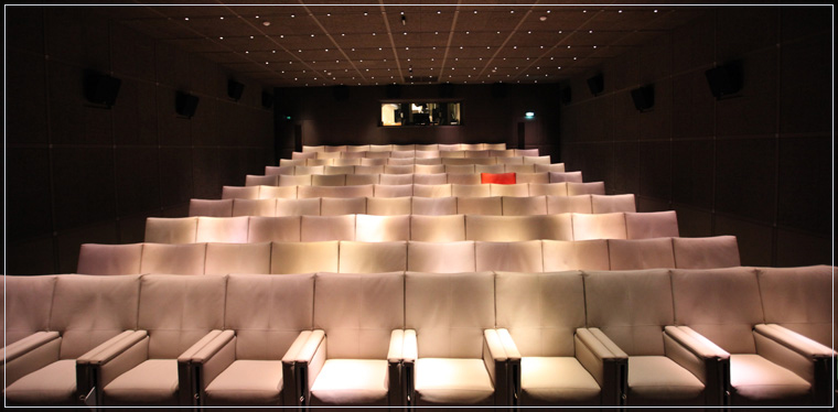 Le Royal Monceau Raffles Paris Katara Cinema Room