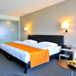 Guest Room at Radisson Blu Hotel Lucerne
