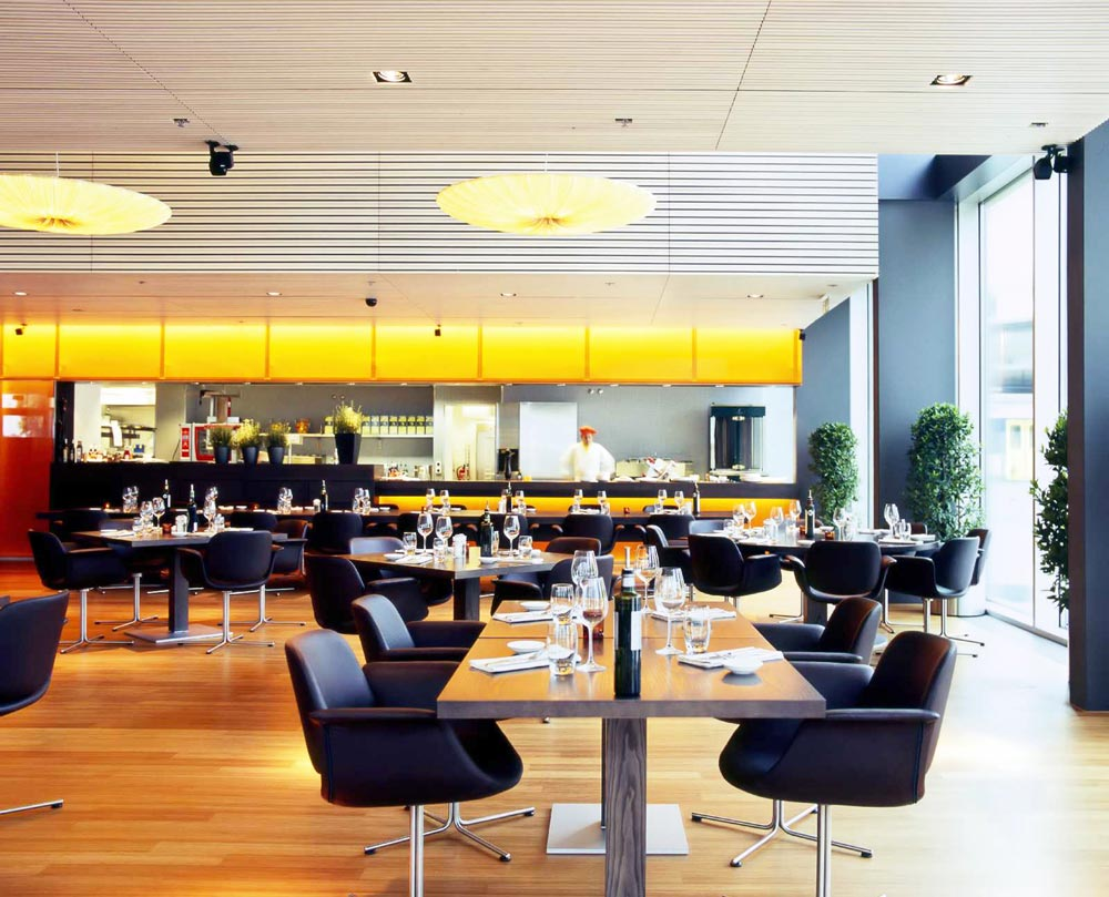 Luce Kitchen at Radisson Blu Hotel Lucerne