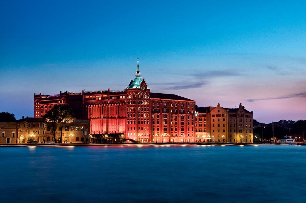 Hilton Molino Stucky Venice, Italy