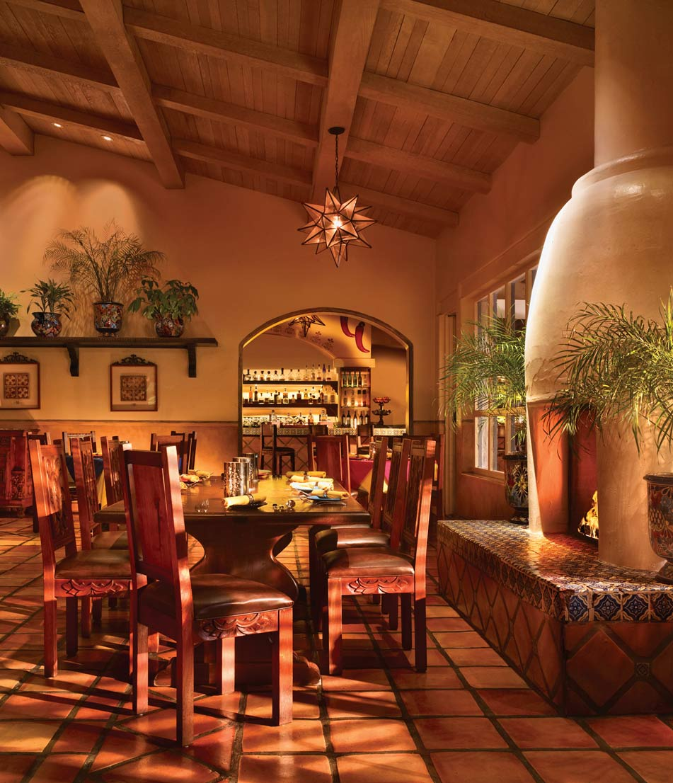 Adobe Grill Bar at La Quinta Resort and Club