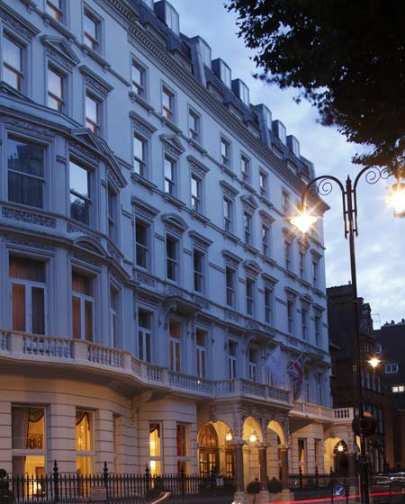 The Bentley Hotel London