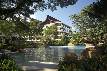 Shangri-Las Rasa Sayang Resort and Spa