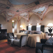 Suite Stendhal at Grand Hotel de la MinerveRome Italy