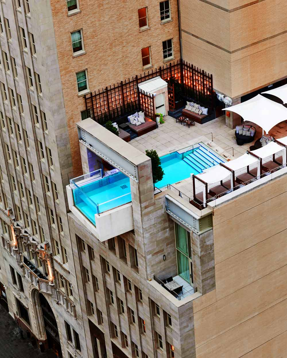 Main Street Pool at The Joule