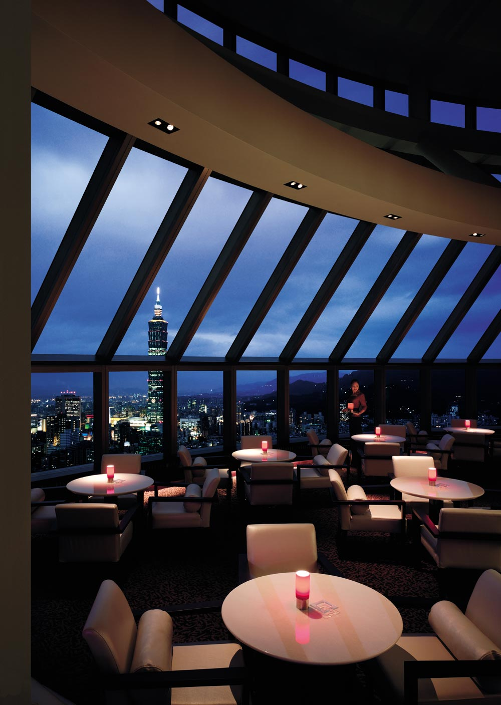 Dining Experience With A View