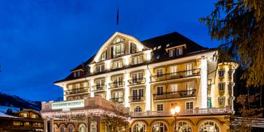 Le Grand Bellevue, Switzerland