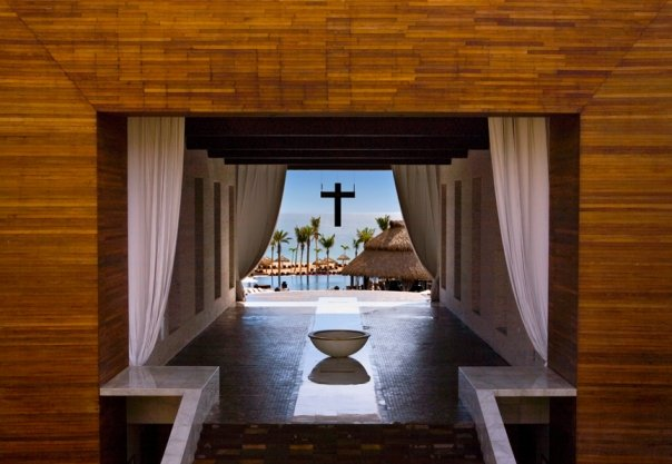 Cabo Azul Resort and Spa Cielo Wedding Chapel