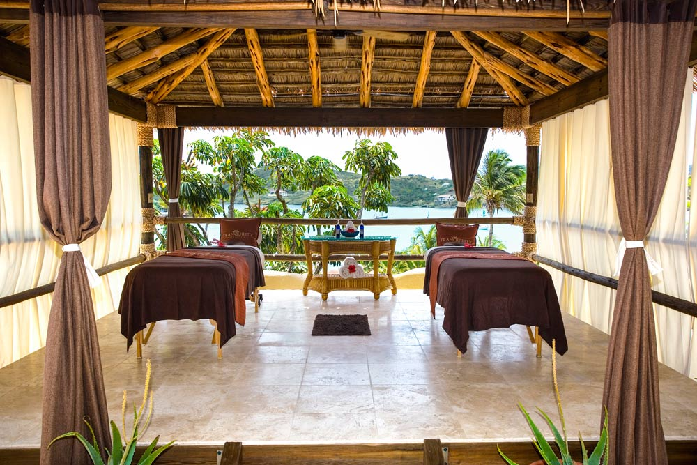 Spa at St. James Club and Villas, Antigua