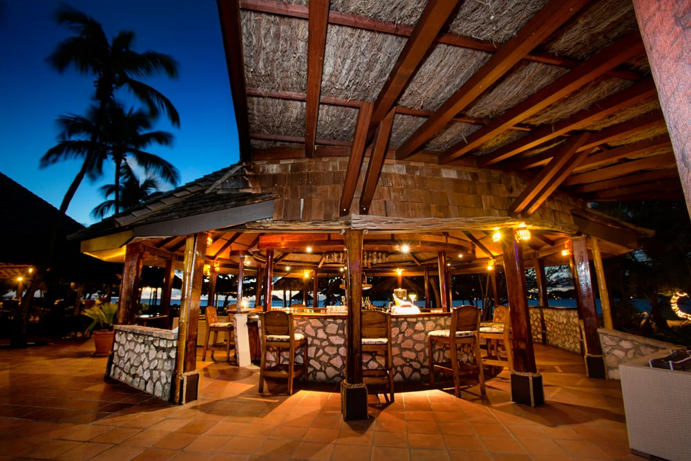 Royal Palm Bar at Palm Island ResortThe Grenadines