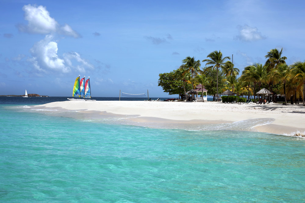Palm Island ResortThe Grenadines