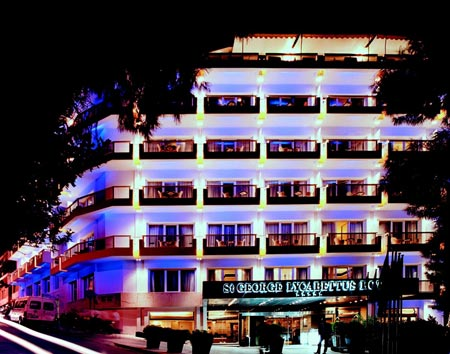 St. George Lycabettus Boutique Hotel