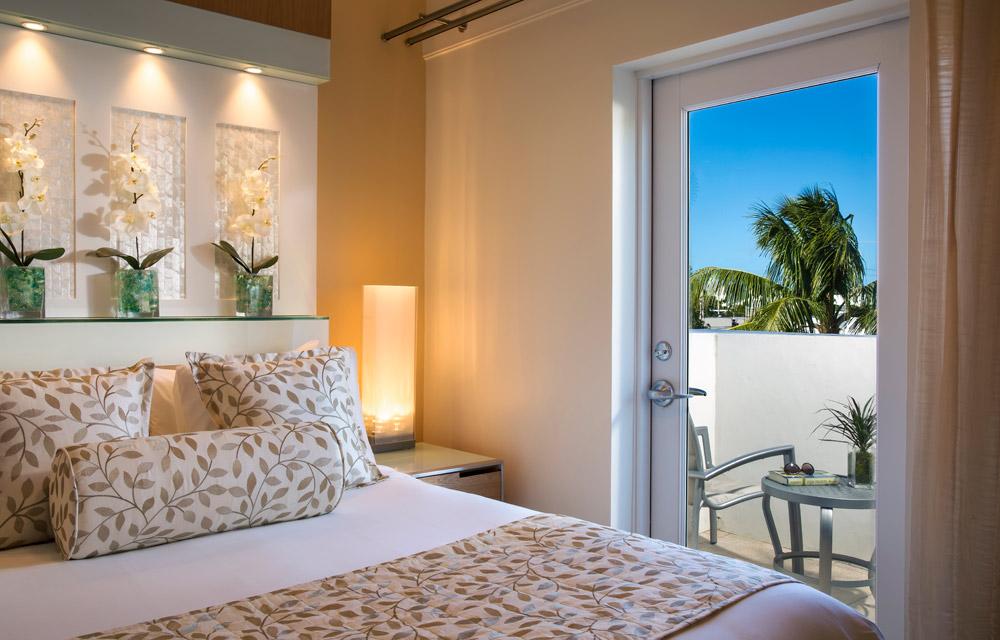 Guestroom at Santa Maria Suites, Key West, Florida