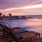 Infinity Pool at Hilton at Resorts World Bimini, The Bahamas