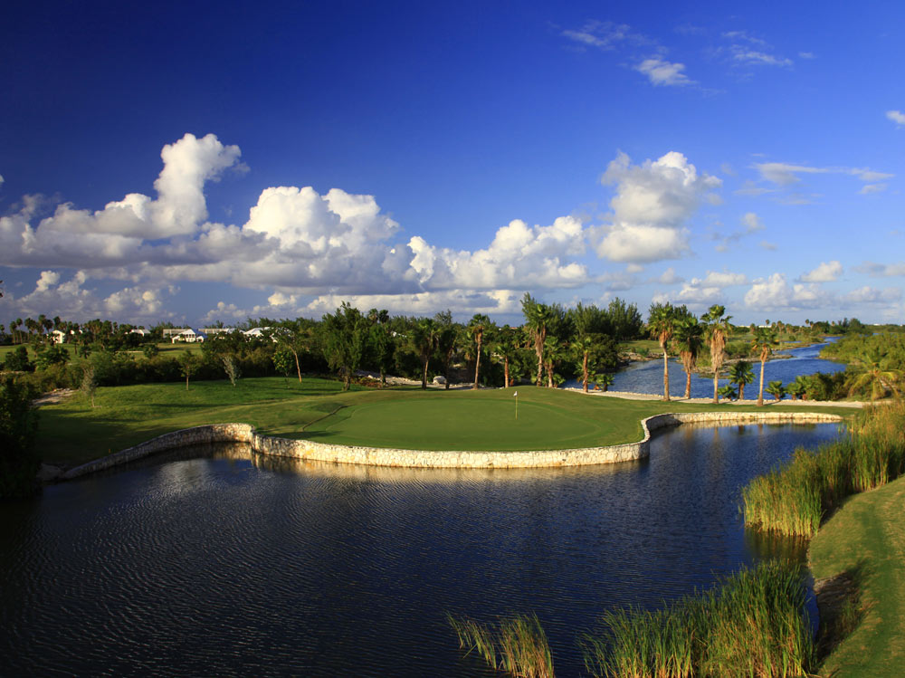 Provo Golf Course at The Regent Grand Turks and Caicos