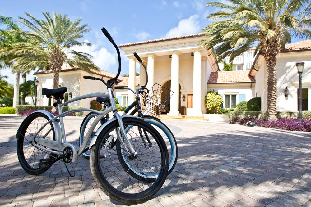 Bicycle Activity Available at The Regent Grand Turks and Caicos