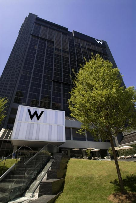 W Hotel Atlanta Midtown