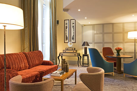 Hotel Scribe Paris
