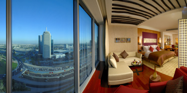 The h hotel dubai dubai five star alliance for Best 5 star luxury hotels in dubai