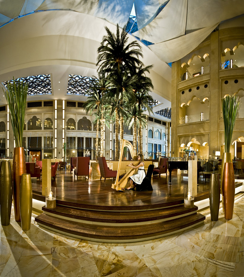 The h hotel dubai dubai five star alliance for Top five star hotels in dubai