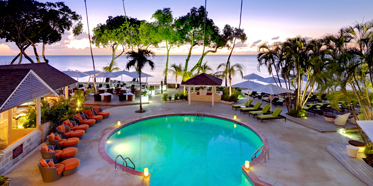 Main Pool at Tamarind Cove Hotel | St James, Barbados, West Indies