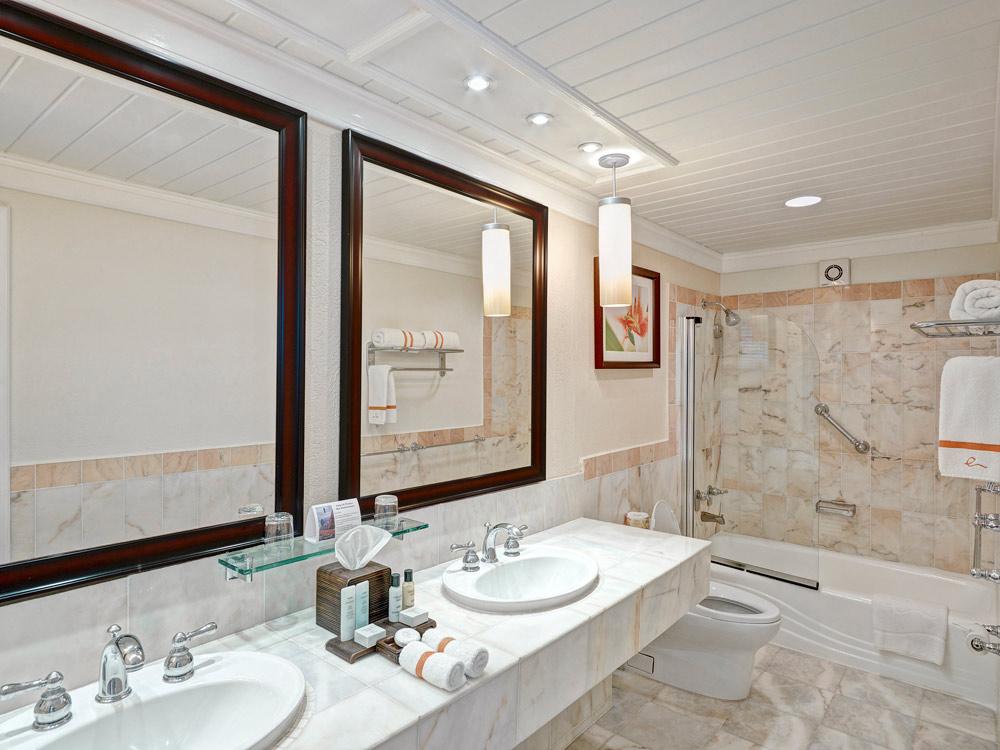 Bath at Tamarind Cove Hotel St JamesBarbadosWest Indies