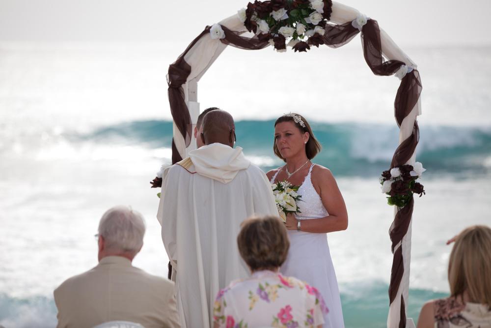 Wedding at Tamarind Cove Hotel St JamesBarbadosWest Indies