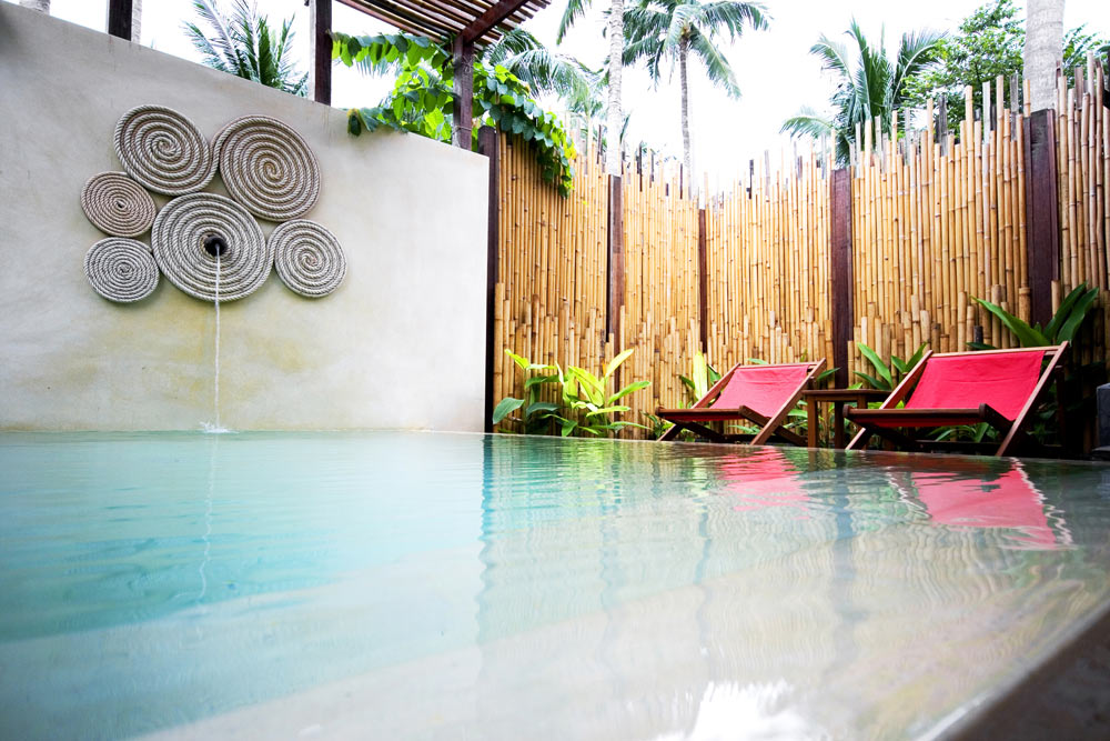 Garden Suite Private Pool at Anantara Rasananda Koh Phangan Villa Resort and Spa