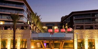W Scottsdale Exterior