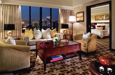 Portman Ritz Carlton Shanghai