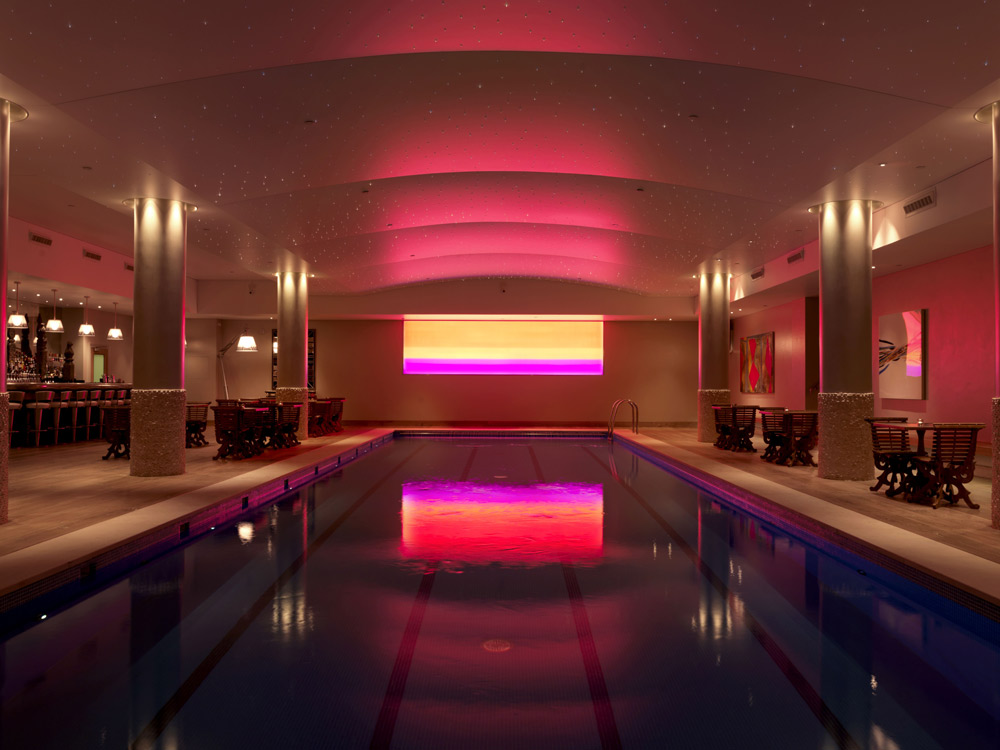 p Red Pool at Haymarket HotelLondonUnited Kingdom&nbsp p
