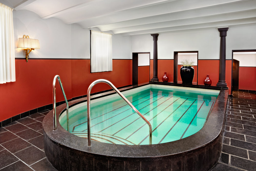 Spa at Hotel Des IndesThe HagueNetherlands