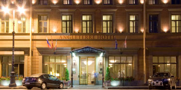 Angleterre Hotel St. Petersburg