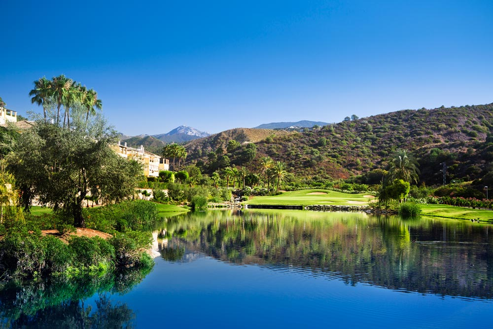Golf Course at Westin La Quinta Golf and SPAMarbellaSpain