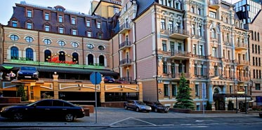 Opera Hotel Kiev