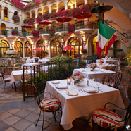 Restaurant at Mission Inn Hotel and SpaCalifornia