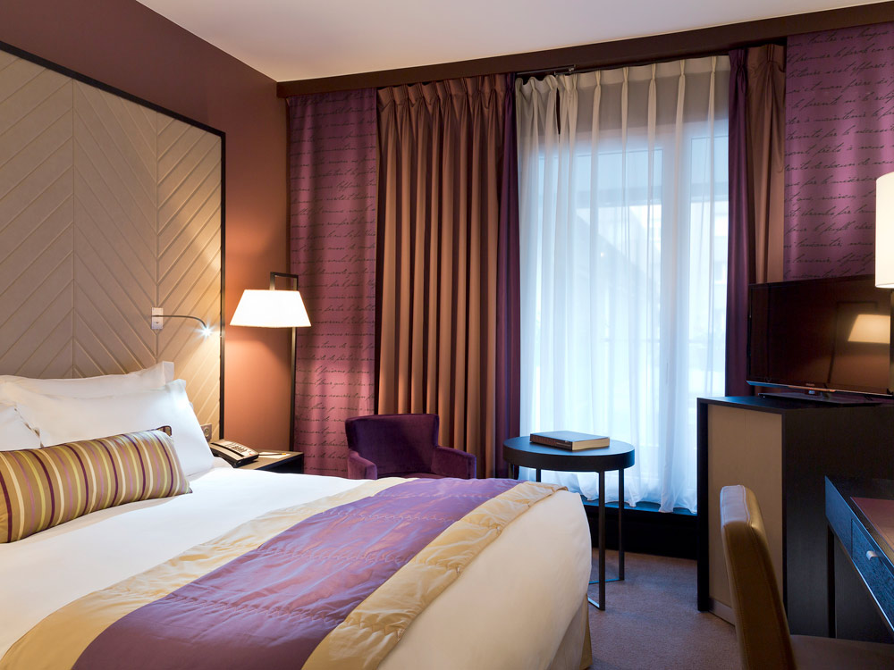 Guest Room at Sofitel Strasbourg Grande Ile, France