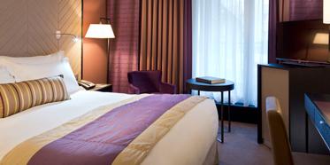 Guest Room at Sofitel Strasbourg Grande Ile, France