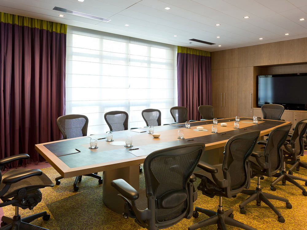 Meeting Room at Strasbourg Grande Ile, France