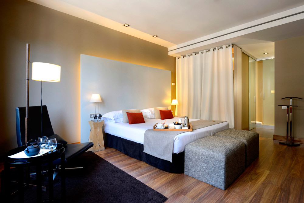 Loft Room, Grand Hotel Central Barcelona