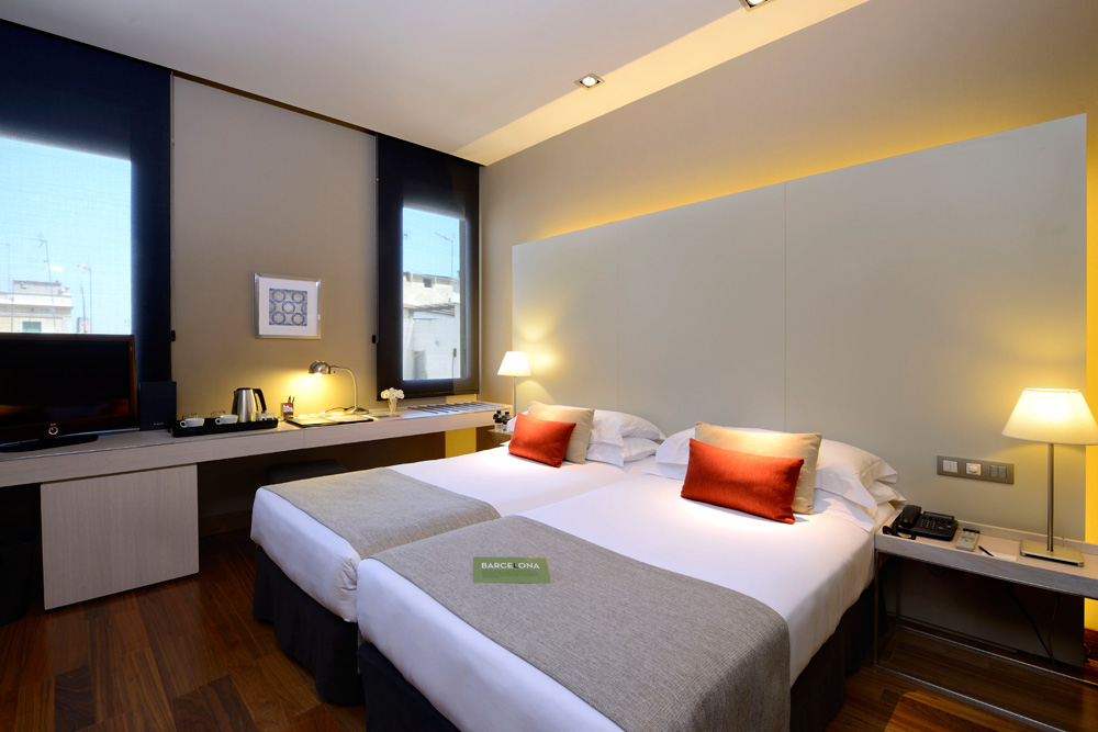 Central RoomGrand Hotel Central Barcelona