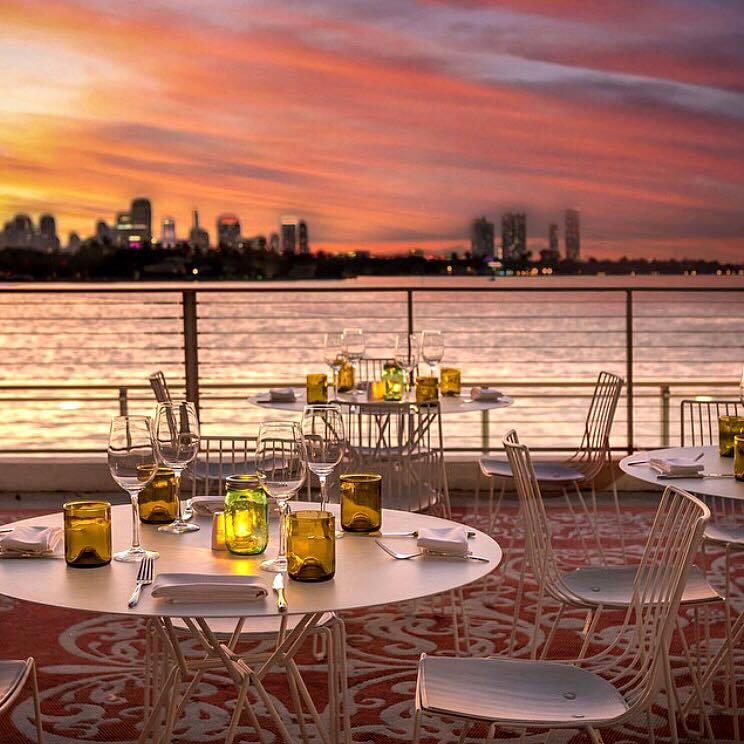 La Savina at Mondrian South Beach