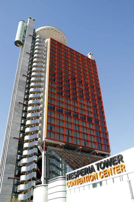 Hesperia Tower Barcelona