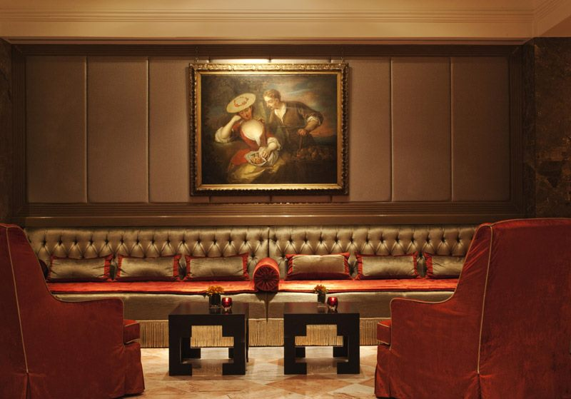 The Michelangelo Hotel New York Lobby Gallery