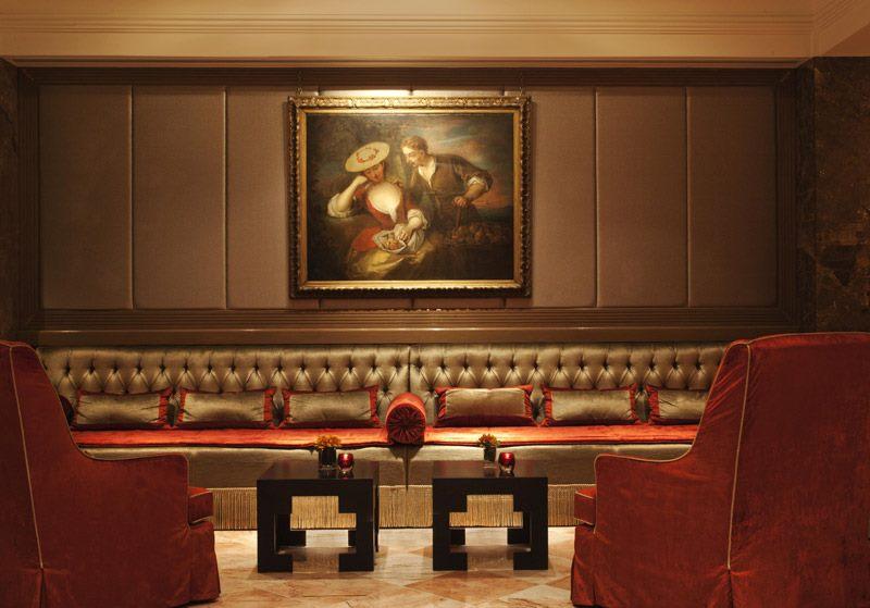 The Michelangelo Hotel New York Lobby Gallery