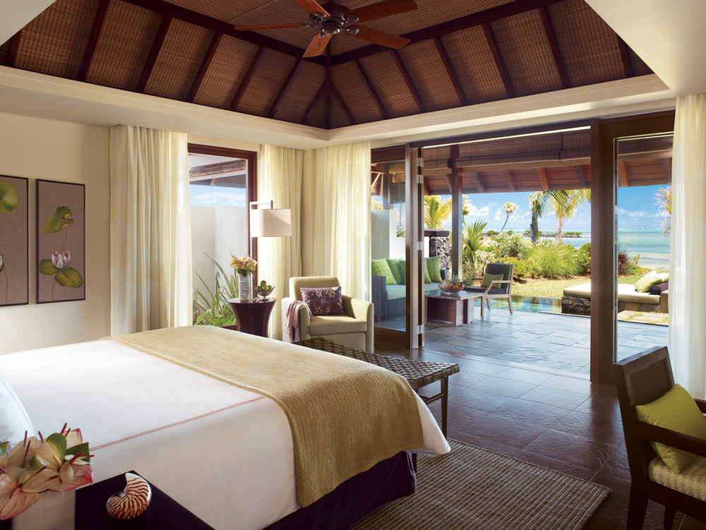 Guest Room at Four Seasons Resort Mauritius at Anahita