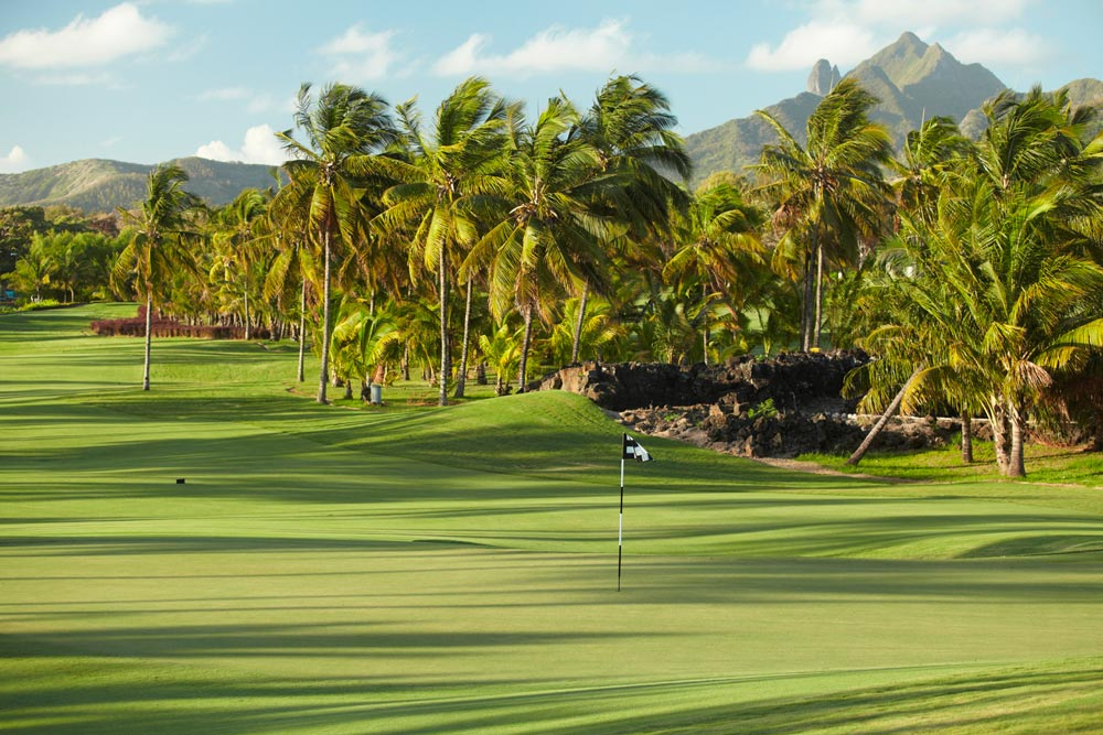 Golf Course at Four Seasons Resort Mauritius at Anahita