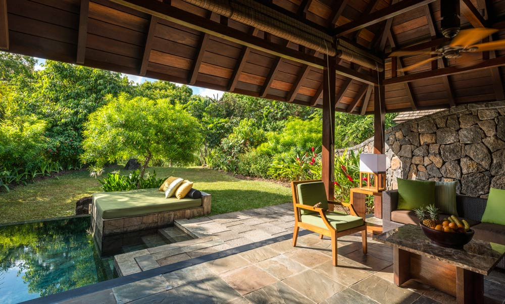 Villa at Four Seasons Resort Mauritius at Anahita
